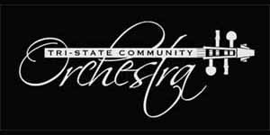 logo tristate community orchestra